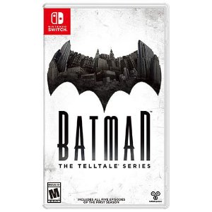 Game Batman The Telltale Series - Switch