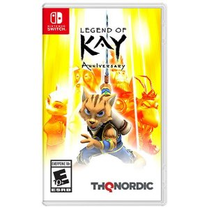 Game The Legend of Kay Anniversary - Switch