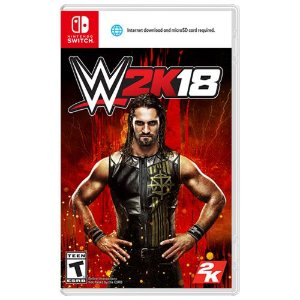 Game W2k 18 - Switch
