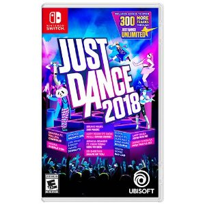 Game Just Dance 2018 - Switch
