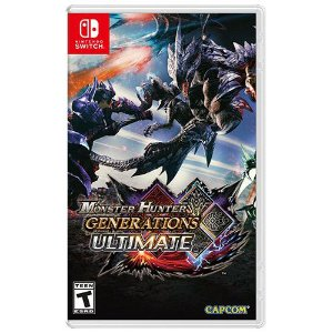Game Monster Hunter Generations Ultimate - Switch