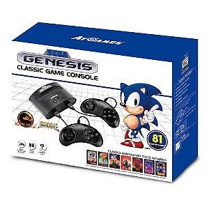 Console Sega Genesis Classic 81 Jogos - Atgames