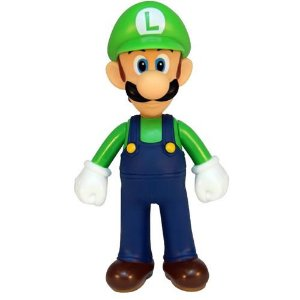 Boneco Luigi - Super Size Figure Collection