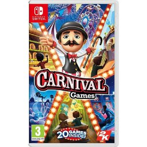 Game Carnival Games - Switch