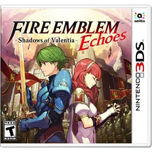 Game Fire Emblem Echoes Shadow of Valentia - 3DS