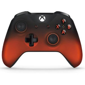 Controle Sem Fio Xbox One Volcano Shadow - Microsoft