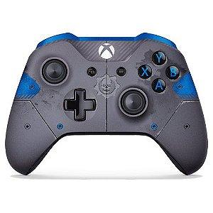 Controle Sem Fio Xbox One Edição Limitada de Gears of War 4 JD Fenix - Microsoft [usado]