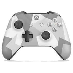 Controle Sem Fio Xbox One Winter Forces Special Edition - Microsoft