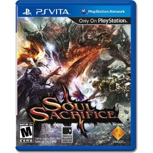 Game Soul Sacrifice - Psvita