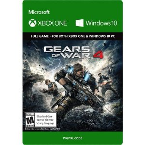 Game Gears of War 4 - Xbox One / Windows 10