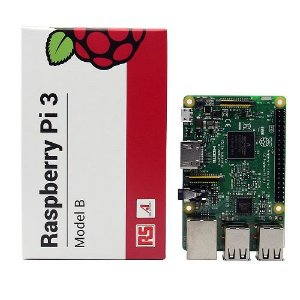 Raspberry Pi 3 Model B - Raspberry