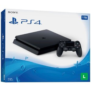 Console PS4 1TB Slim CUH2215B - Sony