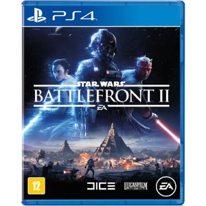Game Star Wars Battlefront II - PS4