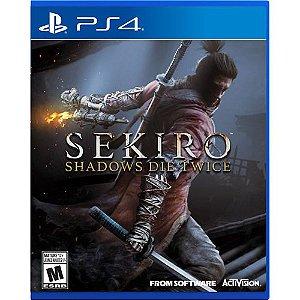 Game Sekiro Shadows Die Twice - PS4