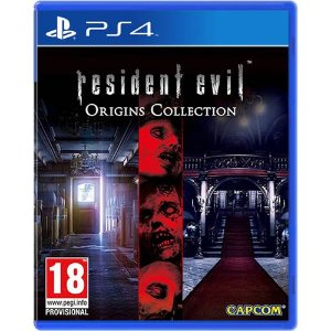 Game Resident Evil Origins Collection - PS4