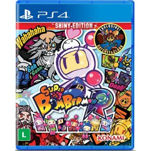 Game Super Bomberman R - PS4