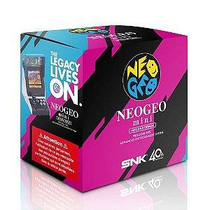 Console Neo Geo Mini SNK 40th Anniversary - SNK