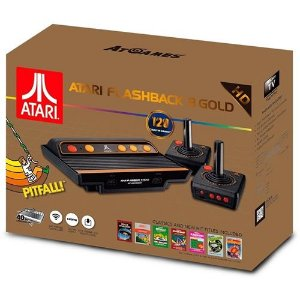 Console Atari Flashback 8 Gold HD - AtGames