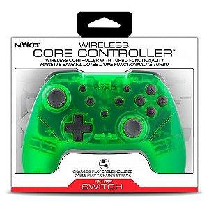 Controle Sem Fio Verde Nintendo Switch - Nyko