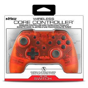 Controle Sem Fio Vermelho Nintendo Switch - Nyko