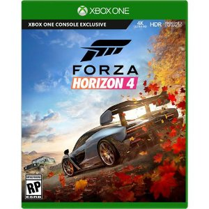 Game Forza Horizon 4 - Xbox One