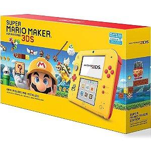 Console Nintendo 2DS Super Mario Maker Bundle - Nintendo
