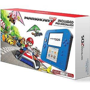 Console Nintendo 2DS Mario Kart 7 Bundle - Nintendo