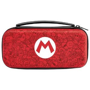 Switch Deluxe Travel Case Mario Remix Edition PDP - Switch