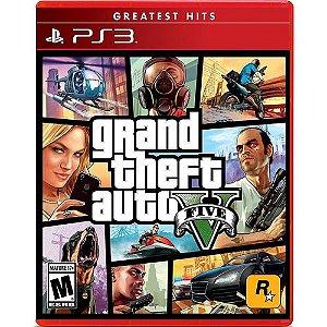 Game Grand Thef Auto V - PS3