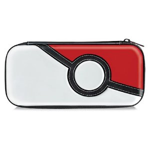 Switch Slim Travel Case Poke Ball Edition PDP - Switch