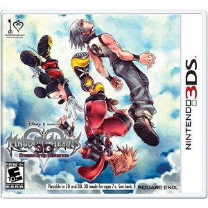 Game Kingdom Hearts 3D Dream Drop Distance - 3DS [usado]