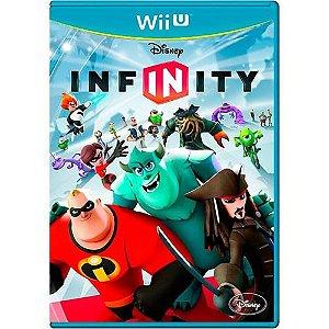 Game Disney Infinity - Wiiu [usado]