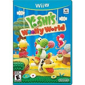 Game Yoshi's Woolly World - Wiiu [usado]