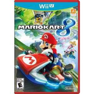 Game Mario Kart 8 - Wiiu [usado]