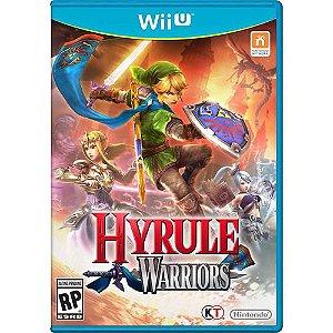 Game Hyrule Warriors - Wiiu [usado]