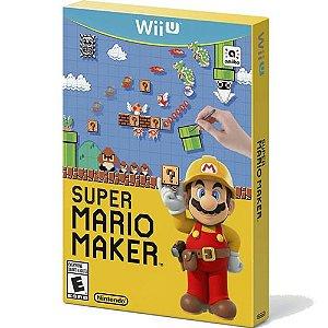 Game Super Mario Maker - Wiiu [usado]