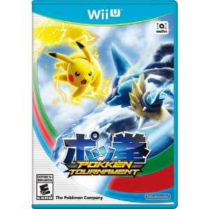 Game Pokkén Tournament - Wiiu [usado]