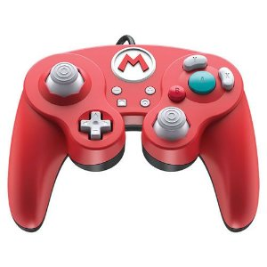 Controle com Fight Pad Pro Super Mario PDP - Switch