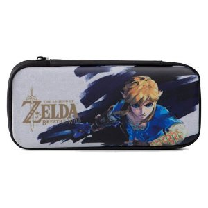 Switch Slim Travel Case The Legend of Zelda Breath of The Wild PDP - Switch