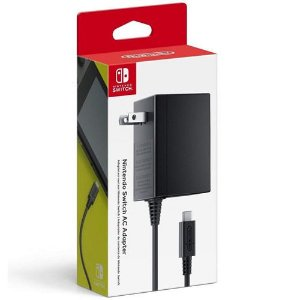 Nintendo Switch AC Adapter Bivolt - Switch