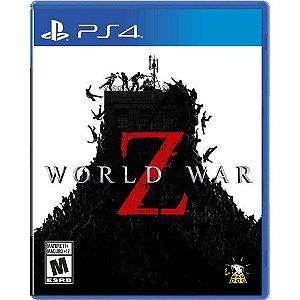 Game World War Z The Game - PS4 [Pré-venda]