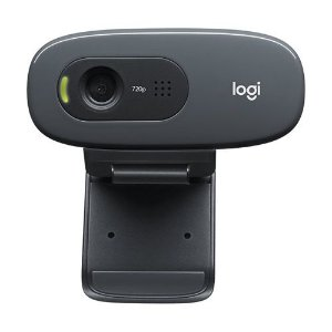 Webcam Logitech C270 HD 720p - Logitech