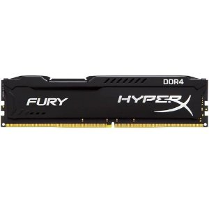 Memória Kingston HyperX FURY 4GB 2400Mhz DDR4 CL15 Black - Kingston