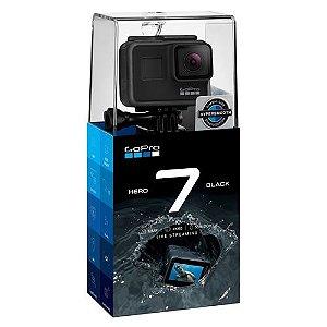 GoPro Hero 7 Black 12MP 4k 60fps - GoPro