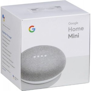Google Home Mini Speaker Wi-Fi Cinza - Google