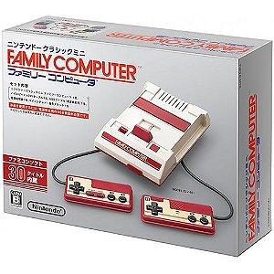 Console Mini Family Computer - Nintendo