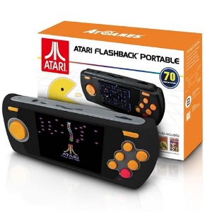 Console Atari Flashback Portátil 2.8 70 Jogos - AtGames