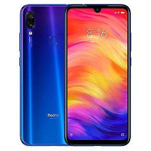 Smartphone Xiaomi Redmi Note 7 128GB Versão Global Desbloqueado Azul - Xiaomi