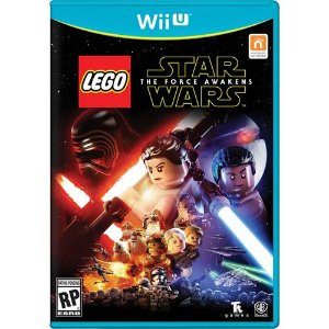 Game Lego Star Wars The Force Awakens - Wiiu