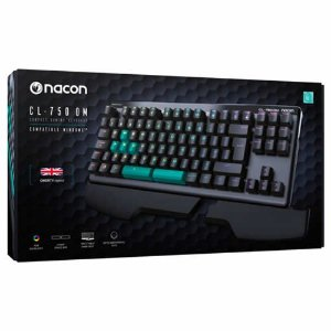 Teclado Nacon CL-7500 Mecânico - Nacon